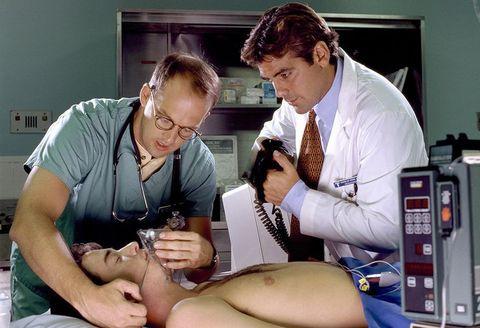 Arm, Service, Patient, Machine, Picture frame, Tie, Job, Medical equipment, Health care, Medical procedure,