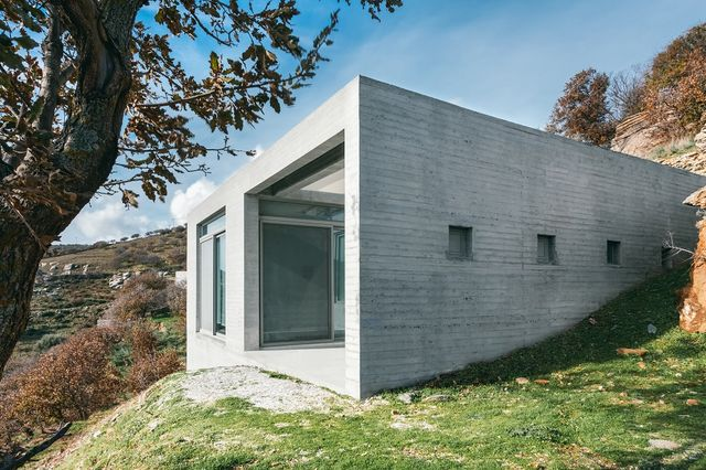 diagonal house di en route architecture