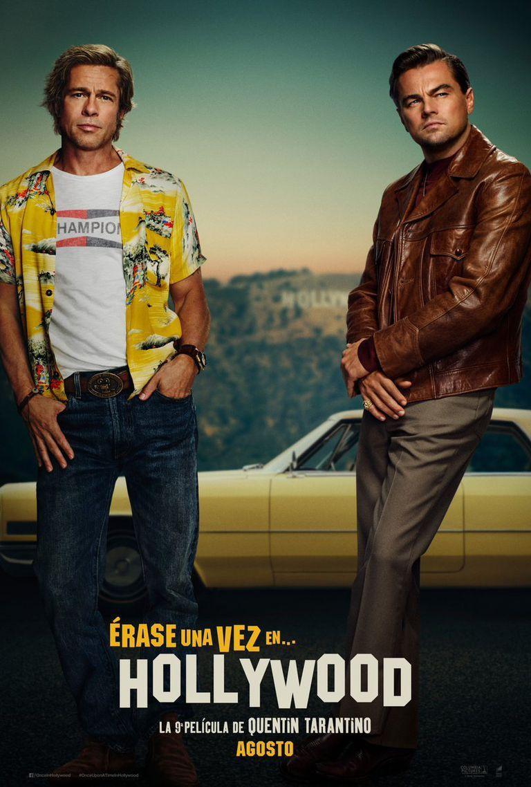 Tráiler de 'Once upon a time in Hollywood', de Tarantino