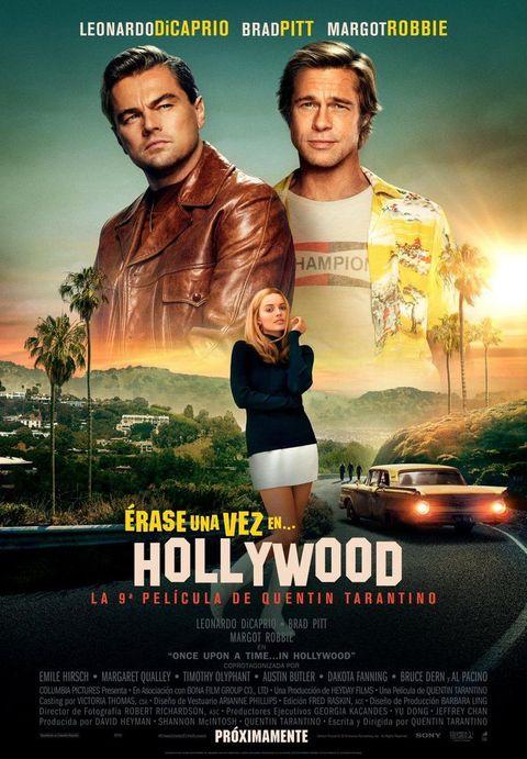 Cine en pantalla grande - Página 19 Erase-una-vez-en-hollywood-poster-1563378889