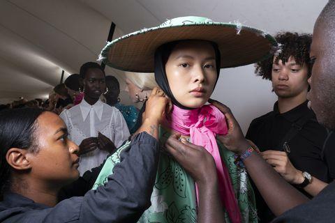 People, Child, Fun, Headgear, Hat, Smile, Fashion accessory,