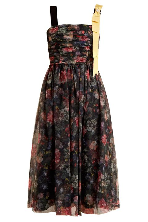 10 floral dresses to wear to weddings this year – Best floral ...