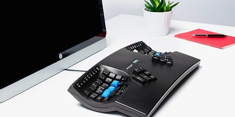 Kinesis Advantage2 Ergonomic Keyboard best 2018