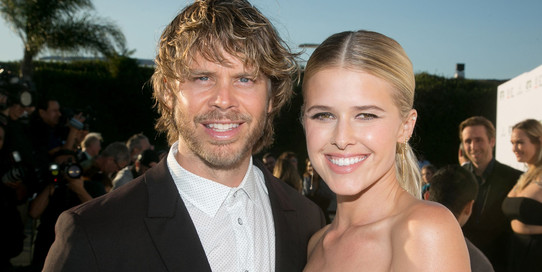 'NCIS: LA' Star Eric Christian Olsen Said the Sweetest Thing to His Wife After She Gave Birth