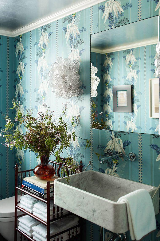 Elle Decor & 25 Best Modern Bathrooms - Luxe Bathroom Ideas with Modern ...