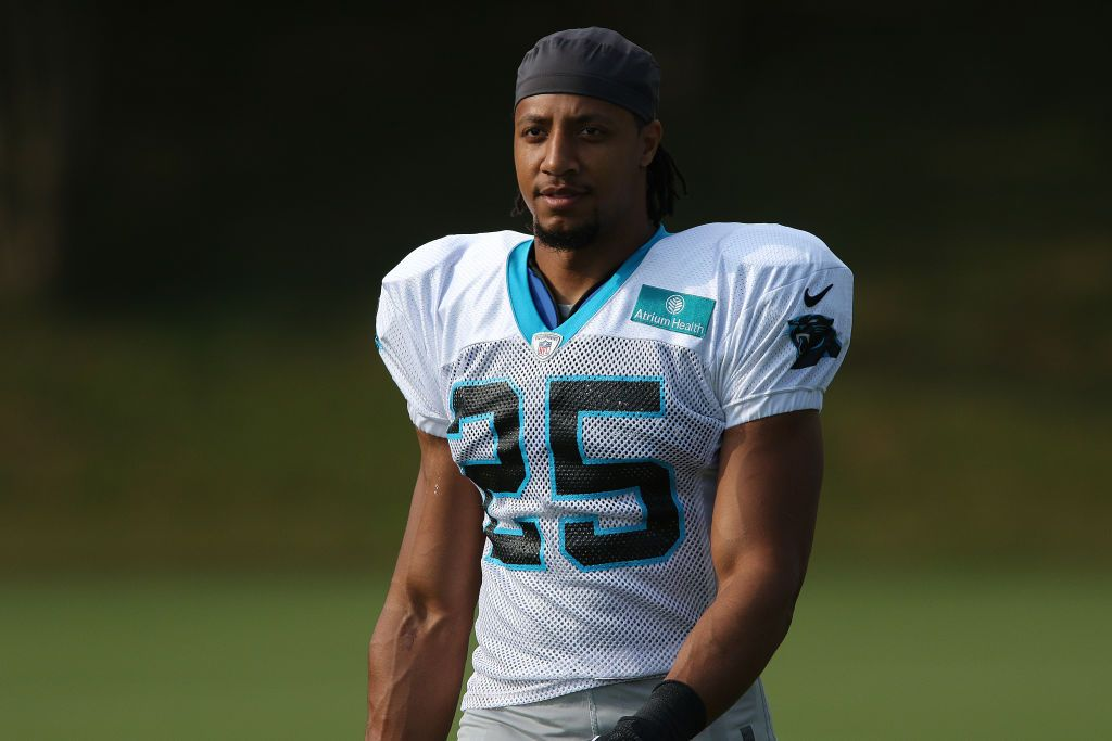 This Video of Eric Reid Nailing a Box Jump Proves the NFL Star Has Serious Hops