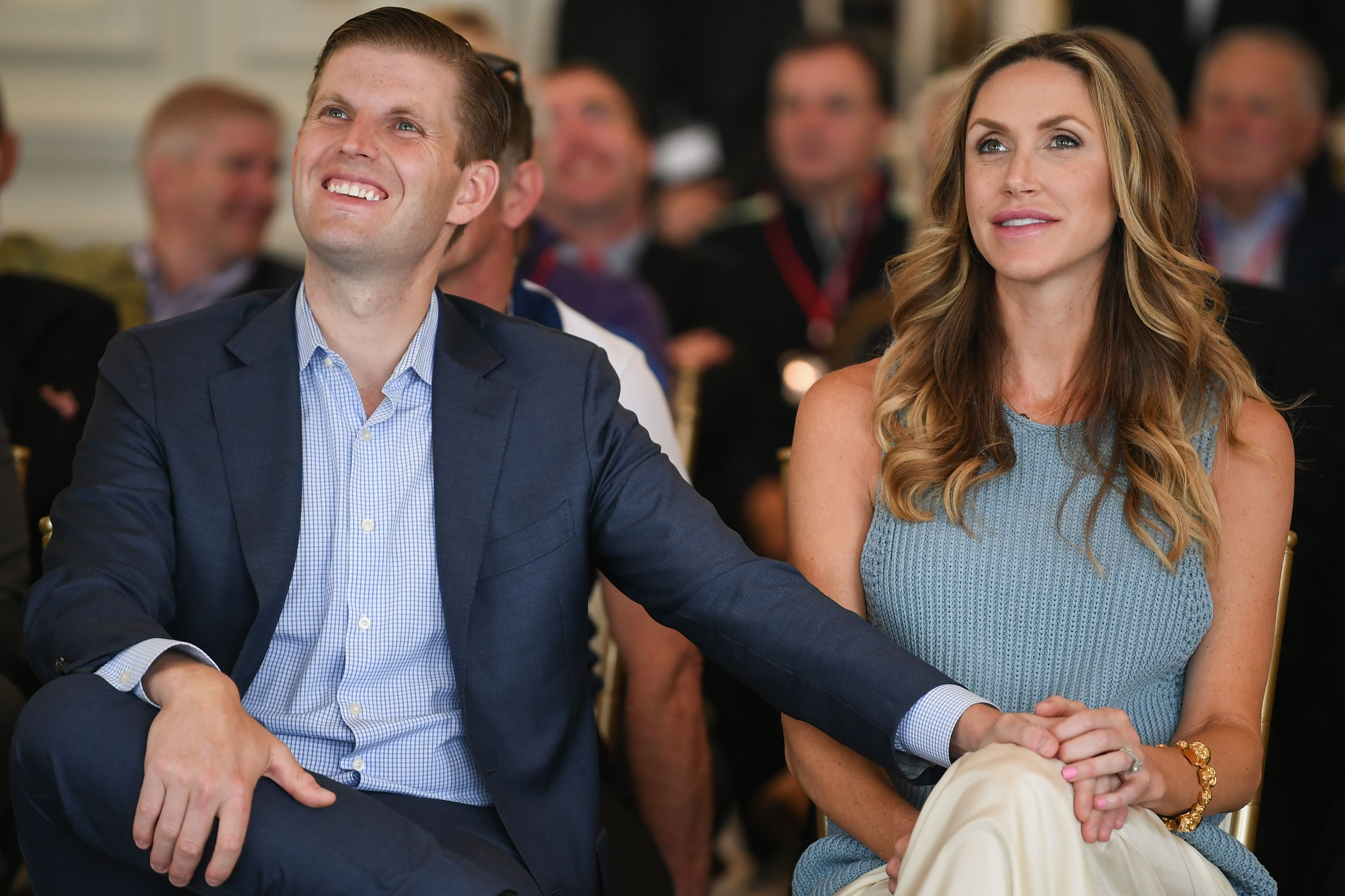 Eric and Lara Trump Welcome a Baby Girl