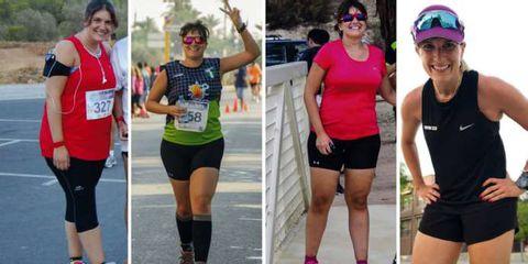 erica sánchez, runner y escritora del libro corro y soy mujer