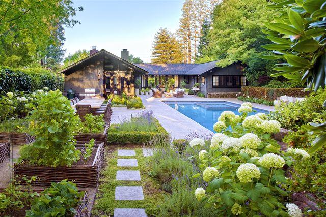 erica timbrell ross california garden