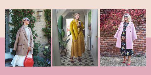 Erica Davies winter style