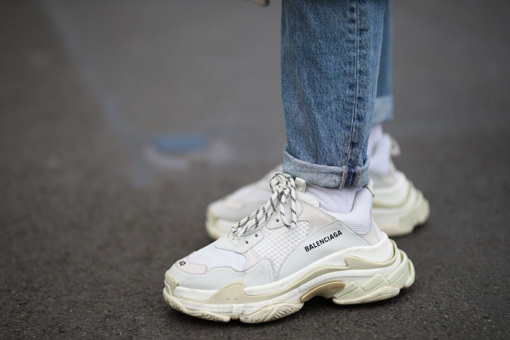 affordable ugly sneakers