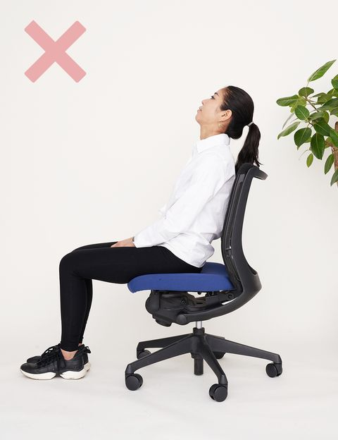 Office chair, Sitting, Furniture, Chair, Leg, Comfort,