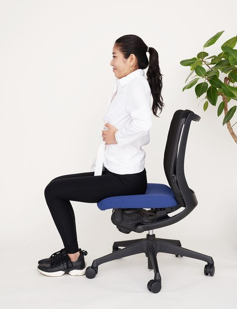 Office chair, Sitting, Chair, Furniture, Leg, Balance, Comfort,