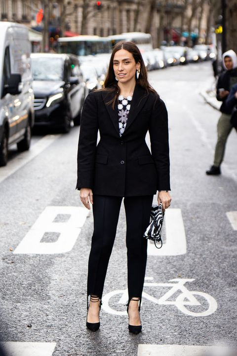 street style    paris fashion week   womenswear fallwinter 20202021  day four