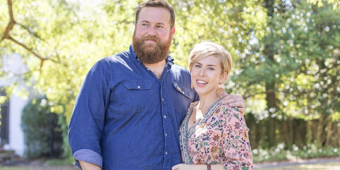 Erin and Ben Napier Announced Which City They'll Transform on The First Season of 'Home Town Takeover'