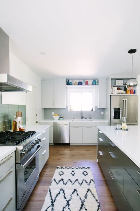 Phenomenal Two Tone Kitchen Cabinet Ideas How Use 2 Colors In Kitchen Download Free Architecture Designs Oxytwazosbritishbridgeorg