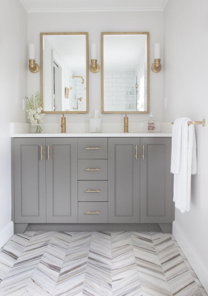 Luxury Big Bathroom Interior
