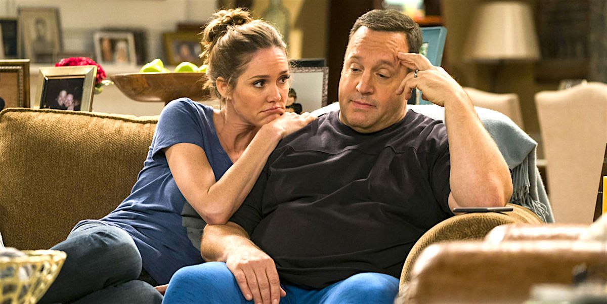 Erinn Hayes Kevin Can Wait Wife Death - Erinn Hayes Addresses Her Kevin Can Wait Departure
