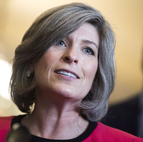 Crazy Of Republicans To Accuse >> Joni Ernst Shows Off Republican 2020 Strategy Accuse Democrats Of