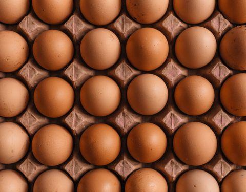 Egg, Egg, Brown, Pattern, Food,