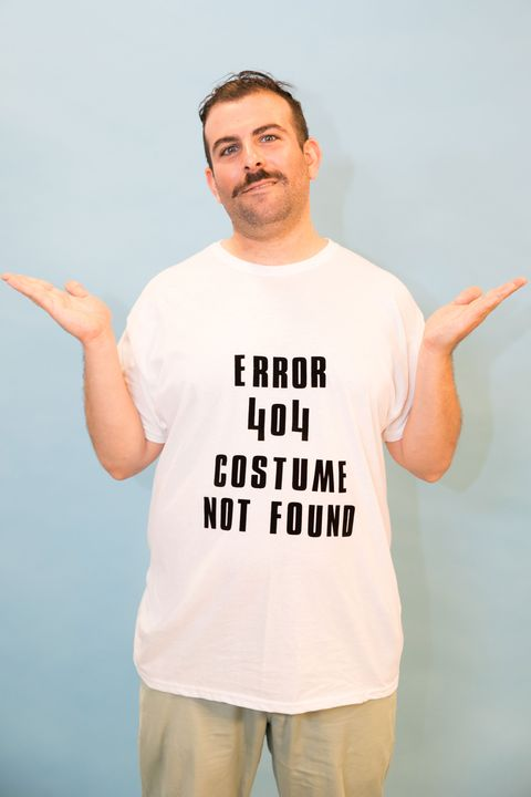 Easy Last Minute Costumes Diy
