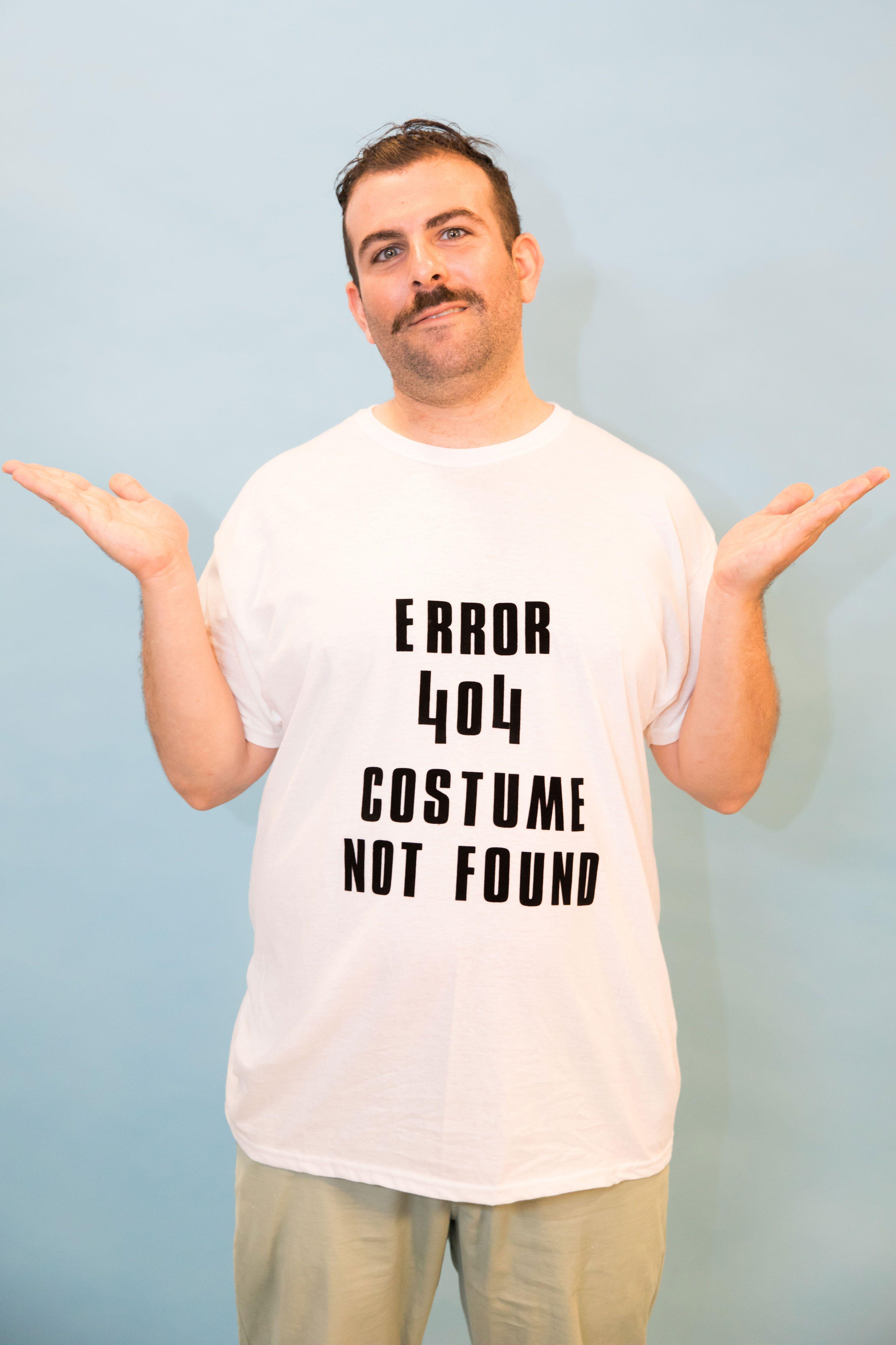 Amazing Easy Last Minute Halloween Costumes DIY