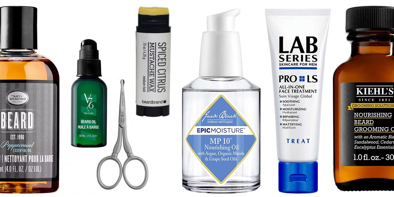 Everything You Need to Make Your Beard Look Its Best