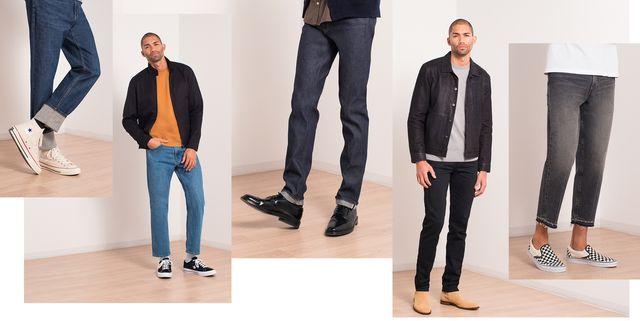 Best Fitting Jeans For Men In 2018 Top Mens Denim Jean Styles