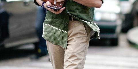 Don't Waste Money on An 'Untucked' Shirt  Just Un-Tuck Your