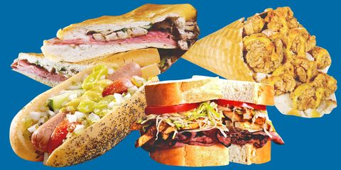 What to Eat at Every Single Major League Ballpark