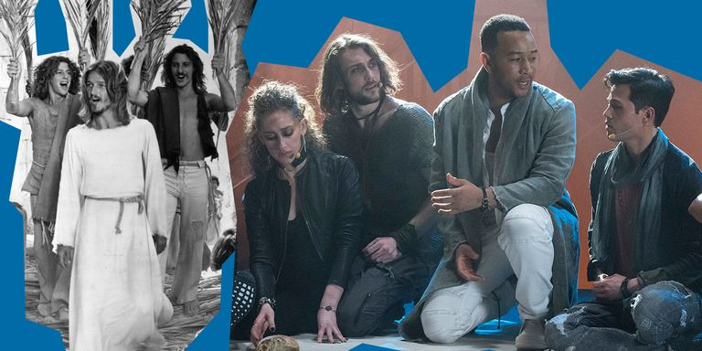 Jesus Christ Superstar Goes from Counterculture to Mainstream in ...
