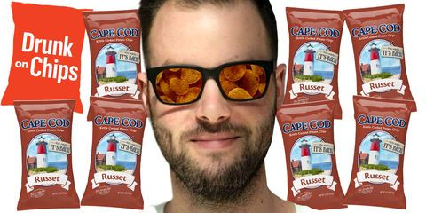 Product, Facial hair, Snack, Beard, Junk food, Moustache,