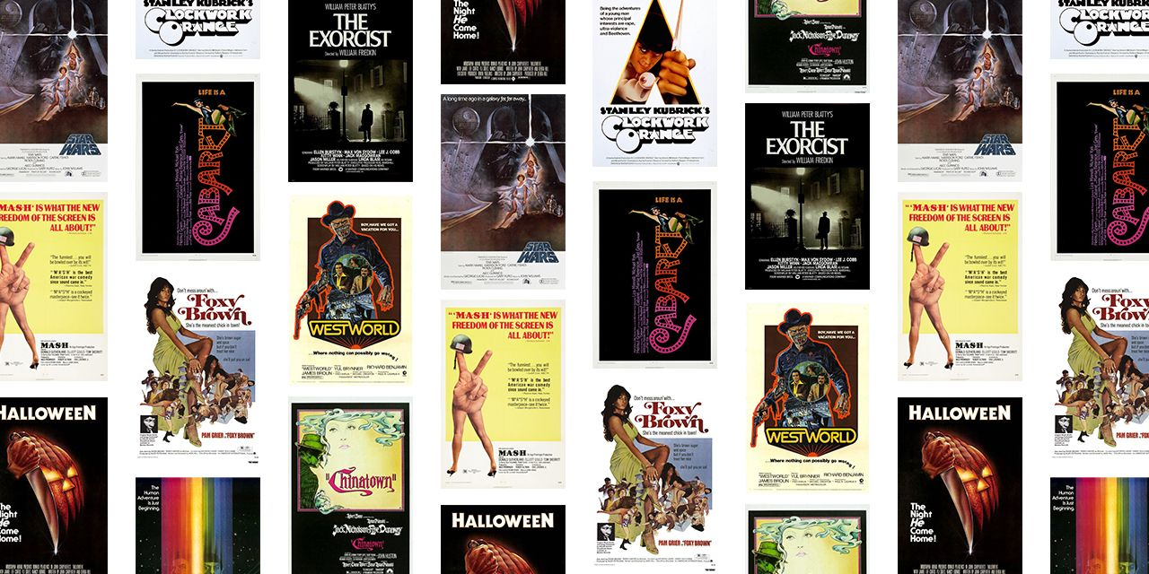 The 50 Most Iconic Movie Posters Of The 1970s