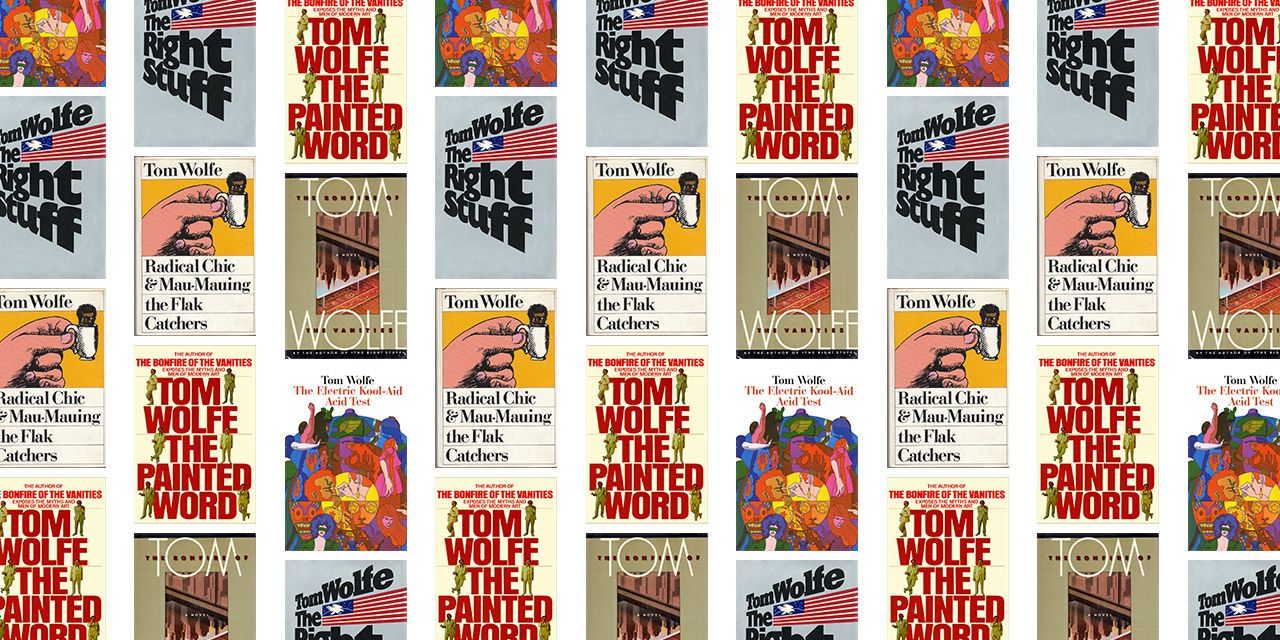 Five Essential Tom Wolfe Books You Should Read