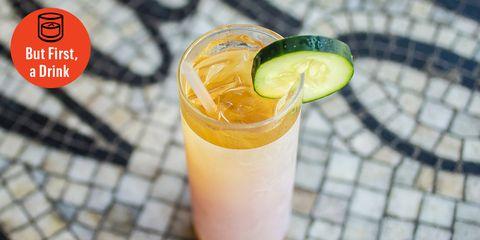 Drink, Food, Juice, Non-alcoholic beverage, Cocktail garnish, Sour, Alcoholic beverage, Ingredient, Paloma, Arnold palmer,