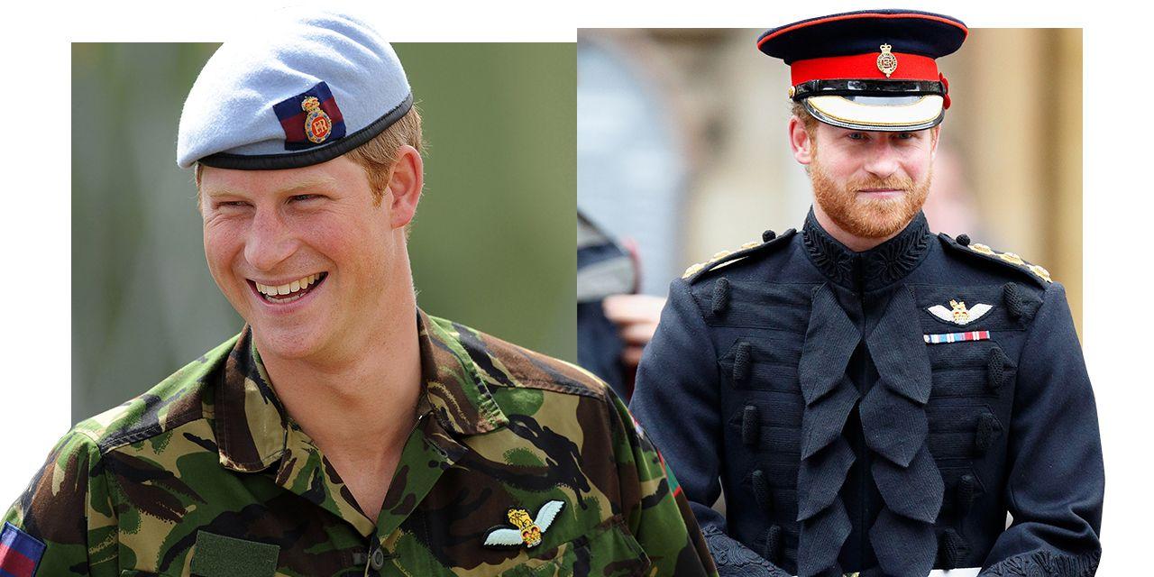 Prince Harry's Military Career History - How Long Did Prince