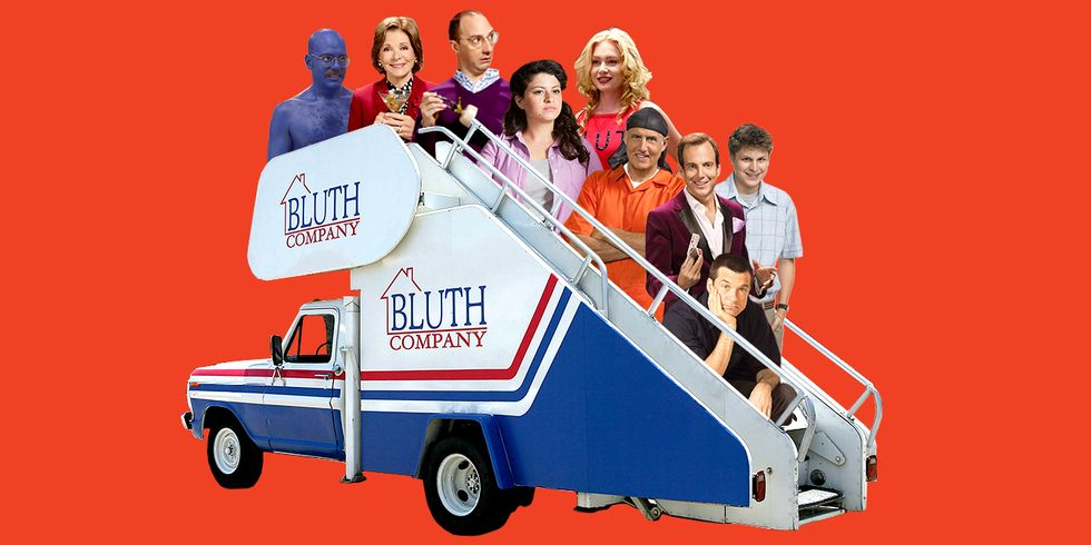 The Best Episode of \'Arrested Development\' Is a Christmas Episode on ZIG