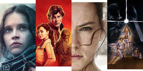 1d5b0dd18c Every Star Wars Movie Ranked - Best Star Wars Movies