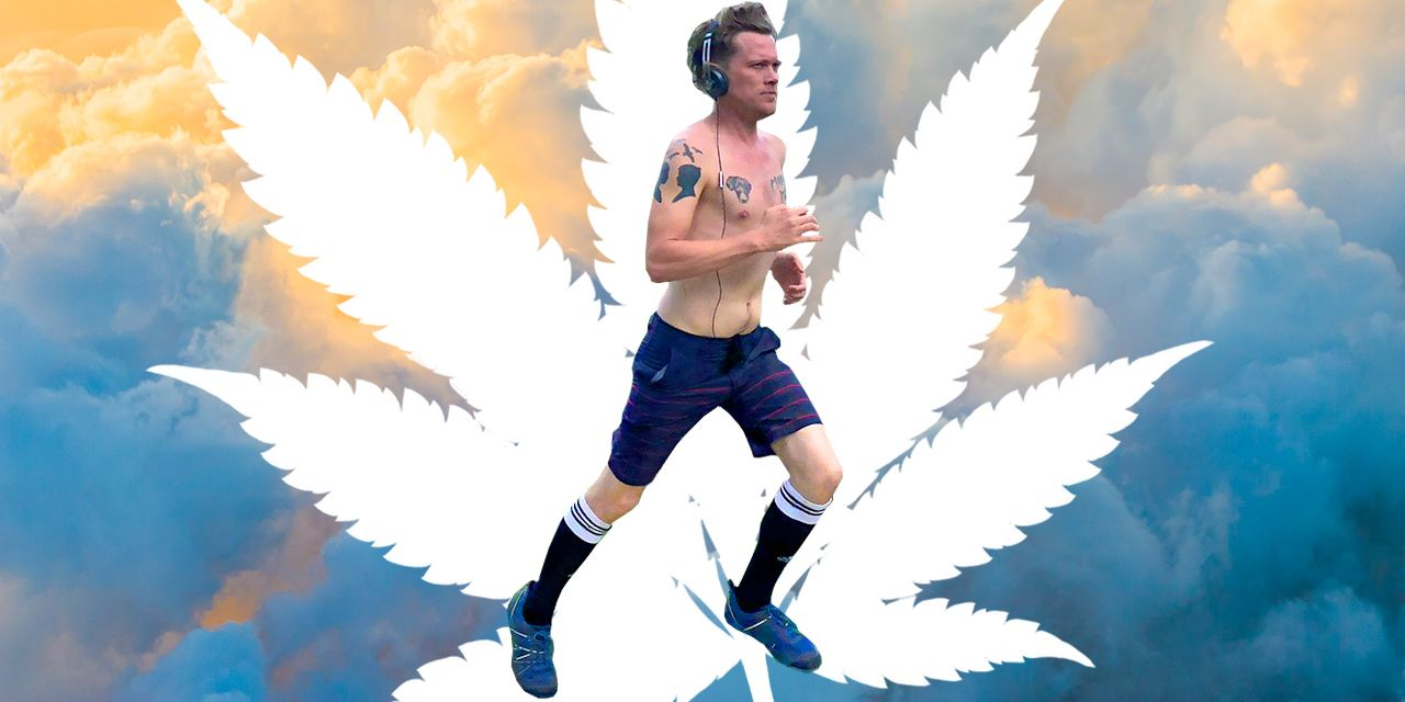 How Marijuana Turned Me Into a Distance Runner - What It's
