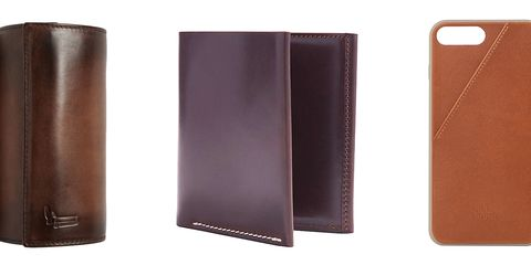 Wallet, Brown, Leather, Product, Fashion accessory,