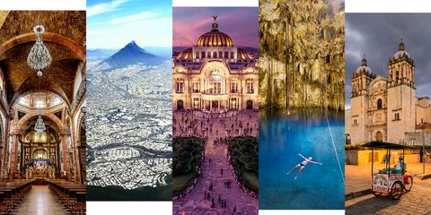 The 5 Best Cities to Visit in Mexico Right Now