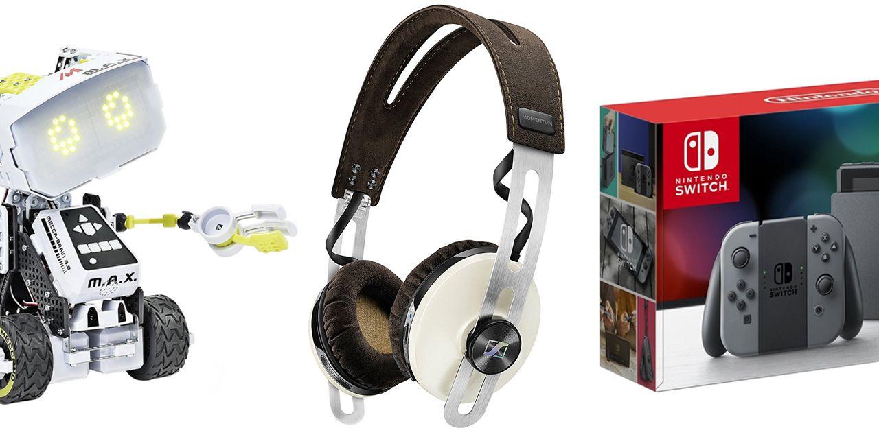 Cool Electronic Christmas Gifts
