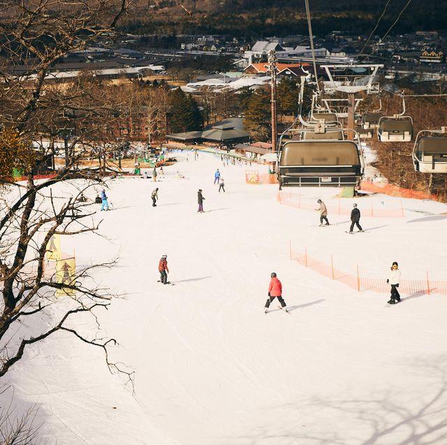 約朋友一起到日本滑雪吧!「白天滑雪 晚上逛outlet」 初學者也能玩超嗨的輕井澤滑雪場攻略