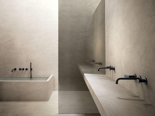cristina rubinetterie, collezione east side rubinetti bagno