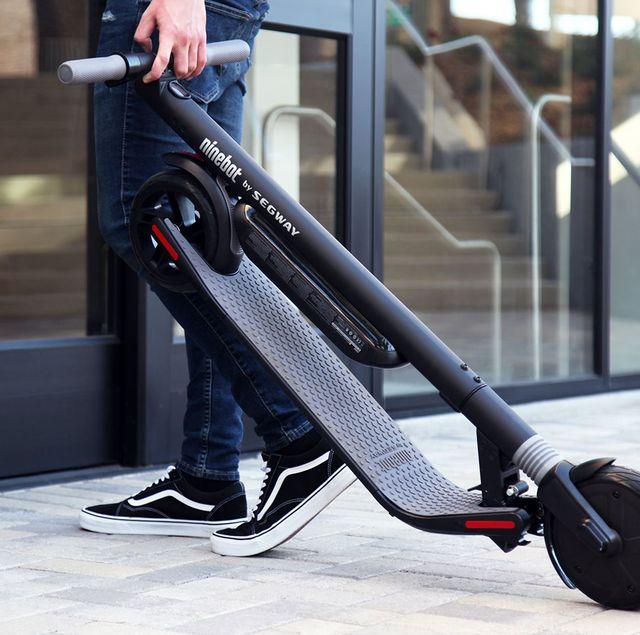 segway es4 electric kick scooter