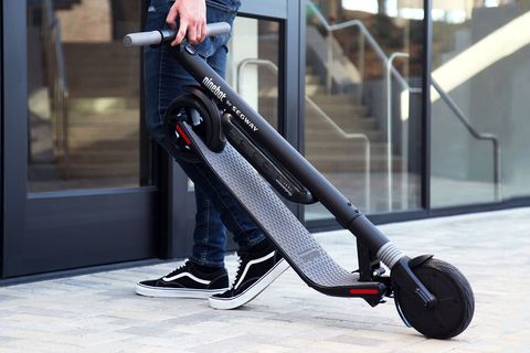 segway es4 electric kick scooter