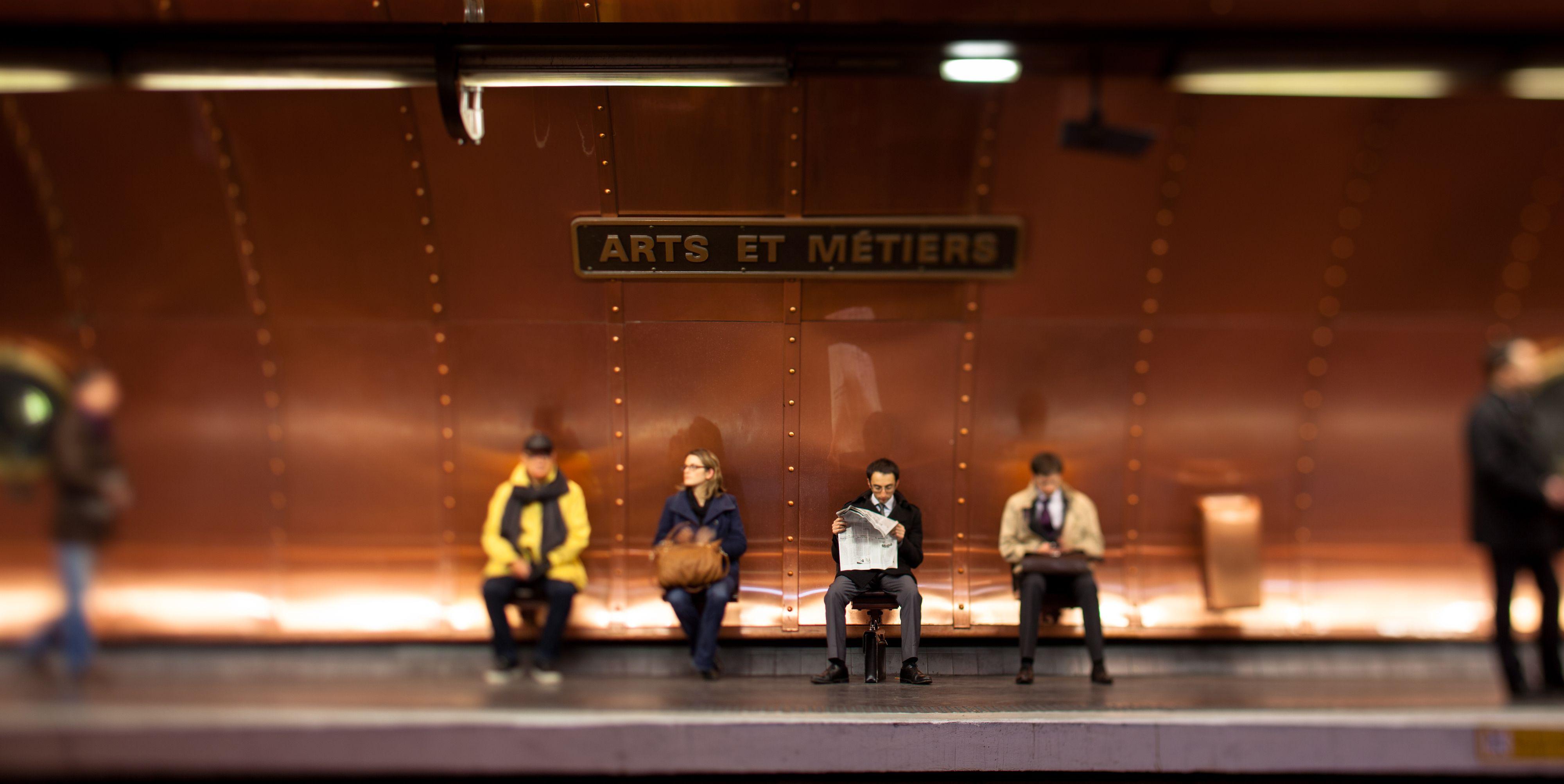 Las estaciones de metro más impresionantes del mundo