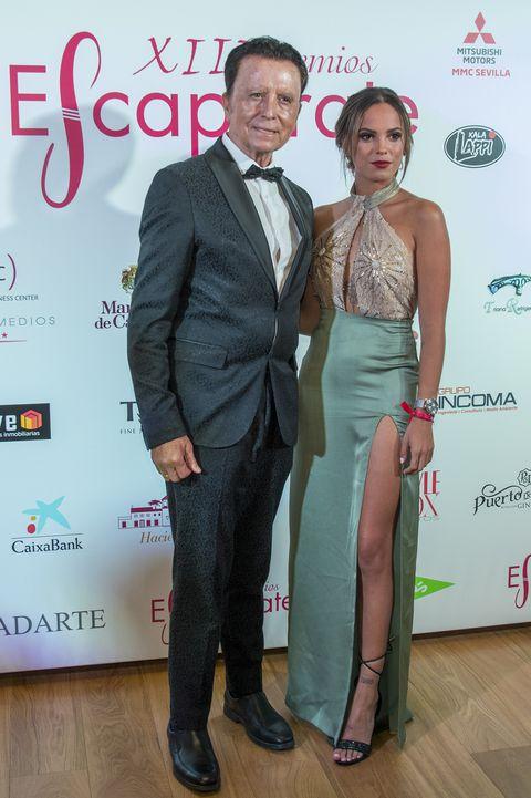 José Ortega Cano y Gloria Camila