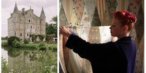 Escape to the Chateau Angel Strawbridge photo