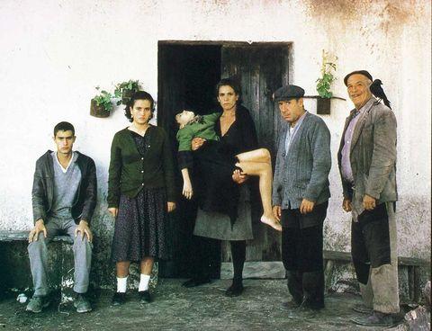 """""""Los santos inocentes"""""""